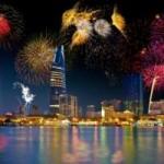 Đà Nẵng sẽ bắn pháo hoa từ xà lang vào tối ngày 31/12